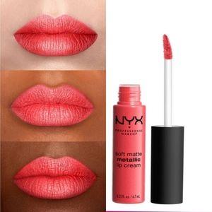 4/ $13 NYX- Manila SML C33, soft matte lip creme